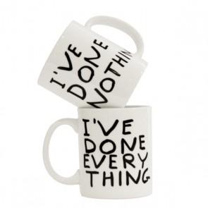 I've Done Everything Mug David Shrigley