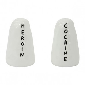 Shrigley Heroin & Cocaine Shakers