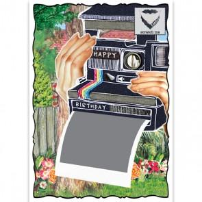 Birthday Snaps Scratchie Card