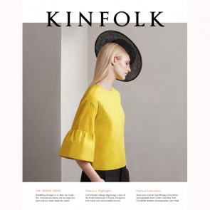 Kinfolk 20: The Travel Issue